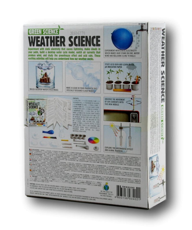 Green Science: Weather Science