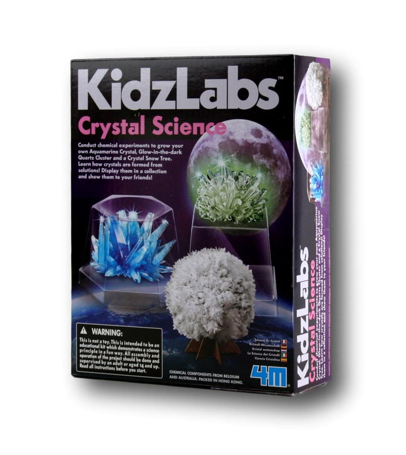 KIDZLAB CRYSTAL SCIENCE