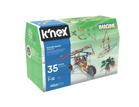 K'Nex Builder Basics 35 Model Set - KN17010