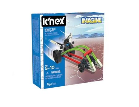 KNex – Starter Vehicle Assortment - KN17800