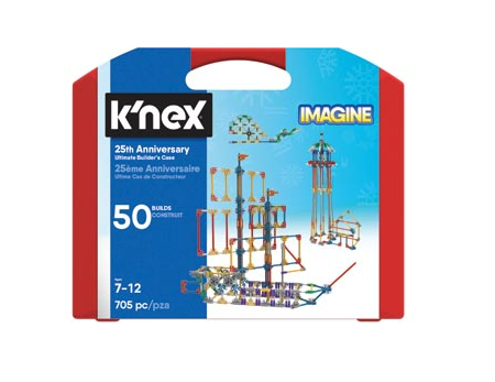 K'Nex – 25th Anniversary Ultimate Builders Case - KN35013