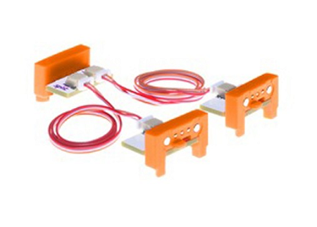 LittleBits Wire Bits - Split - LB-650-0136