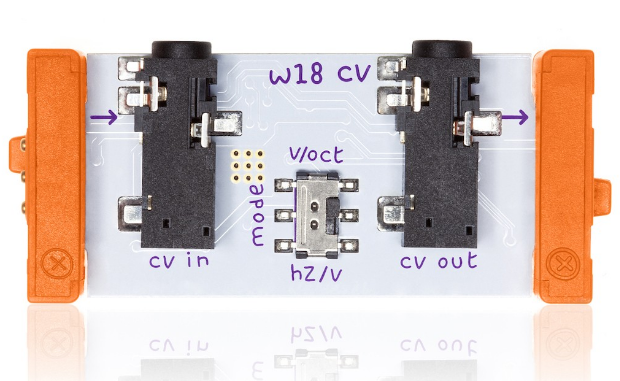 LittleBits Wire Bits - Control Voltage CV - LB-650-0147