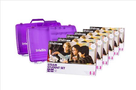 LittleBits STEAM Education Class Pack - 18 Students - LB-670-0055-00EUA