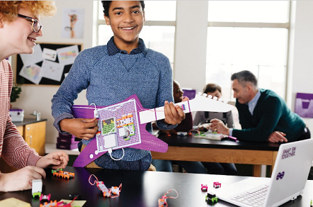 LittleBits Code Kit Education Class Pack - 18 Students - LB-670-0058