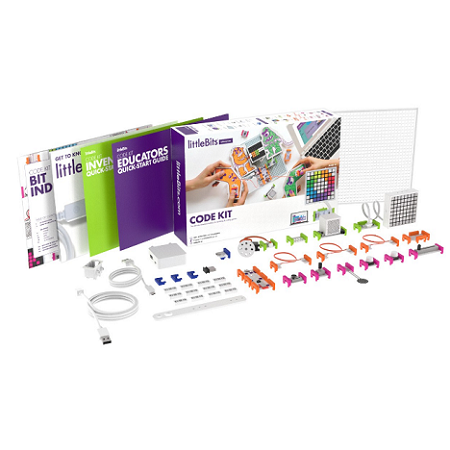 LittleBits Code Kit Education Class Pack - 24 Students - LB-670-0059