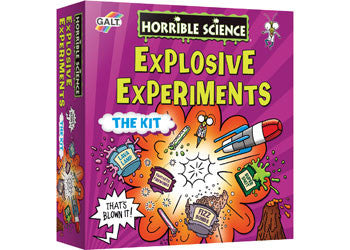 Horrible Science - Explosive Experiments