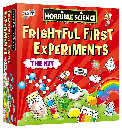 Frightful First Experiments - LL5470