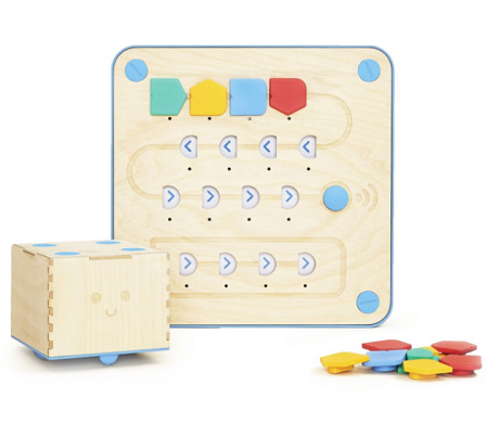 Primo Toys Cubetto Play Set - Robot Coding Kit - PRIMO001B-EN