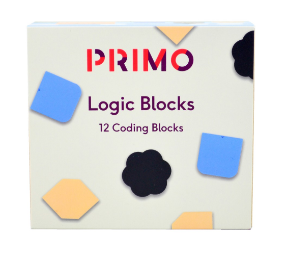 Primo Toys Logic Blocks - PRIMO005A-EN