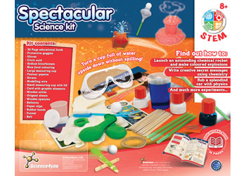 Spectacular Science Kit - SCF612860