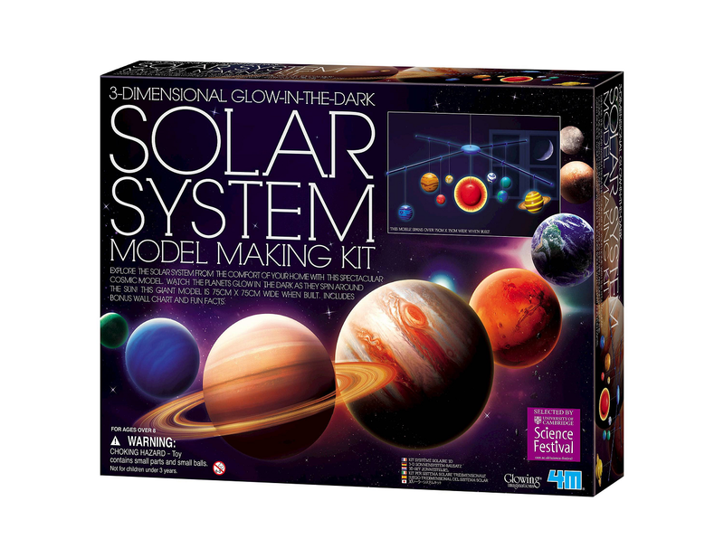 Solar System Mobile Kit Large