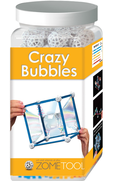 Zometool Project Kit - Crazy Bubbles