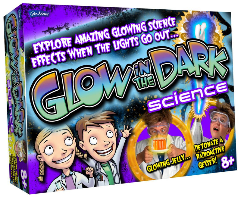 Glow in the Dark Science Kit