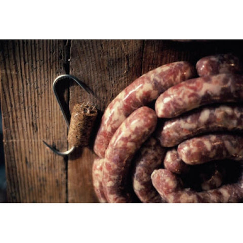 Pork & Fennel Sausage Kit - Gluten Free