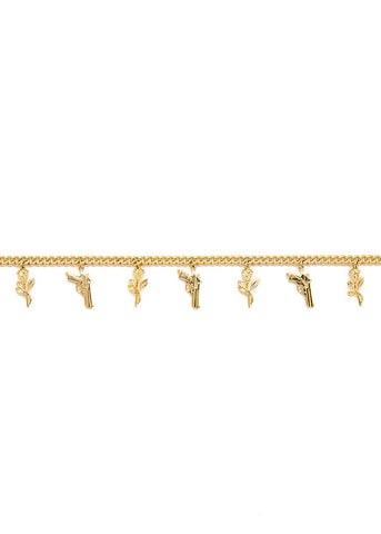 Silverado Choker Necklace