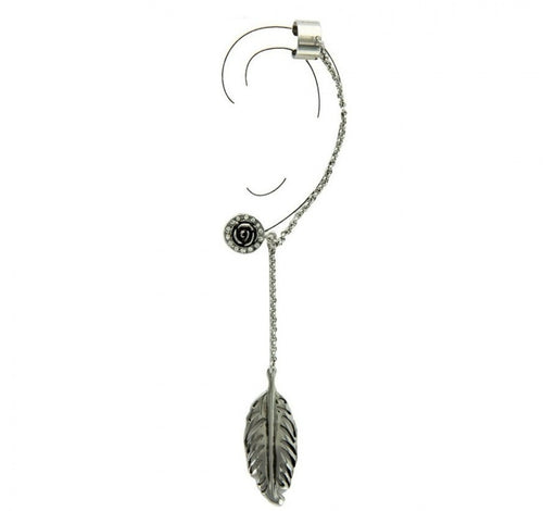 Bohemian Rose Chain Ear Cuff