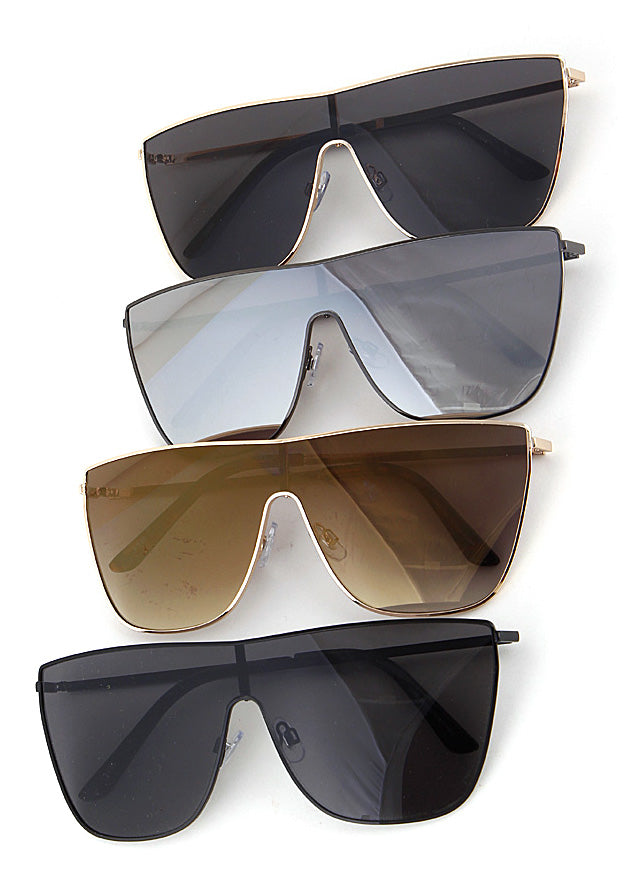 Pamela Shield Sunglasses