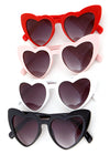 Lola Heart Frame Sunglasses