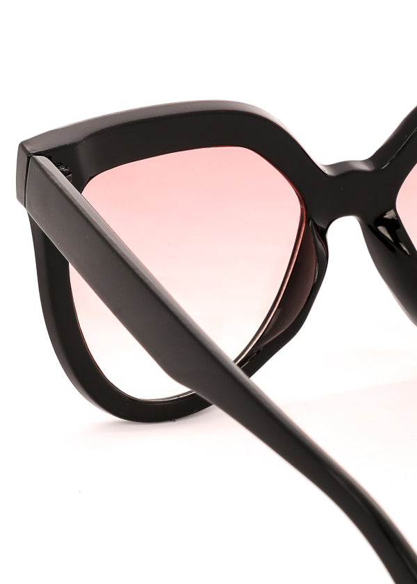 Velvet Rope Oversized Sunglasses