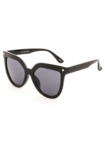 Niobe Slim Cateye Sunglasses