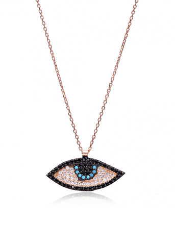 All Eyes On You Choker Necklace