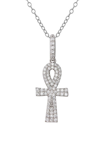 Royals Cross Necklace