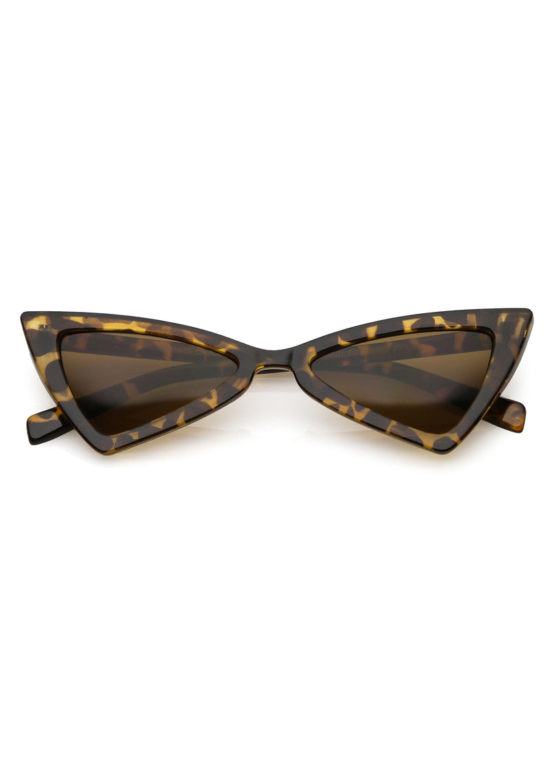 Electric Dreams Cat Eye Sunglasses - Tortoiseshell
