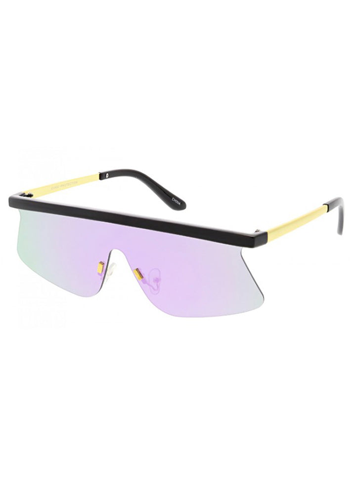 Flash Future Mirrored Sunglasses