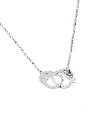 Dainty Rose Necklace