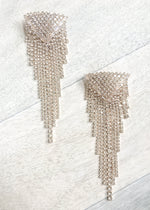 Night Out Crystal Statement Earrings