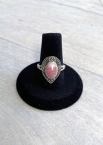 Wild Dreamer Pink Mother of Pearl Ring