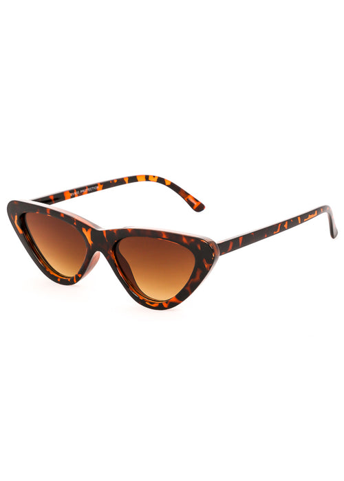 Sorrento Vintage Cat Eye Sunglasses Tortoiseshell