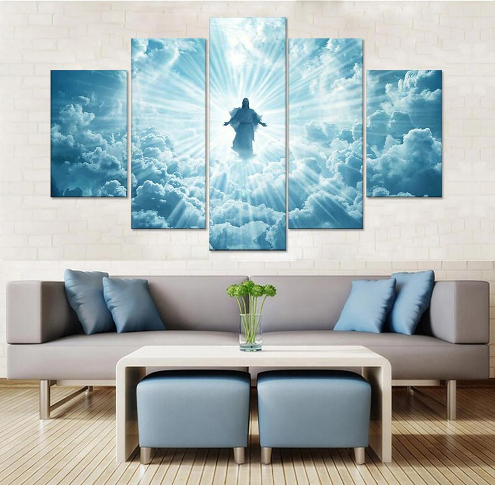 Jesus Canvas Collection