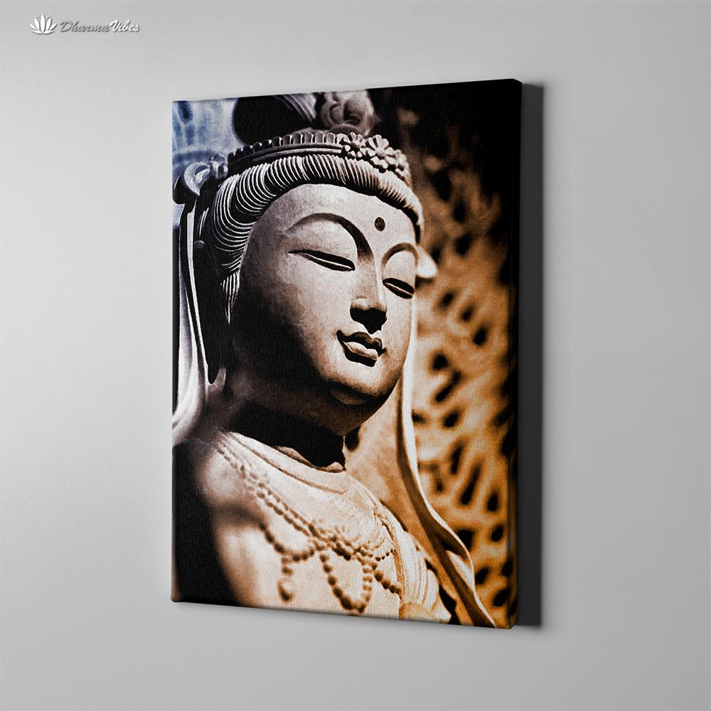 Buddha Compassion by McAshe 1-Piece Canvas Art