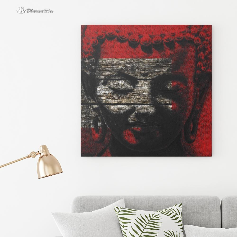 Buddha Divine by Buddha Art (Martin Gray) 1-Piece Canvas Art