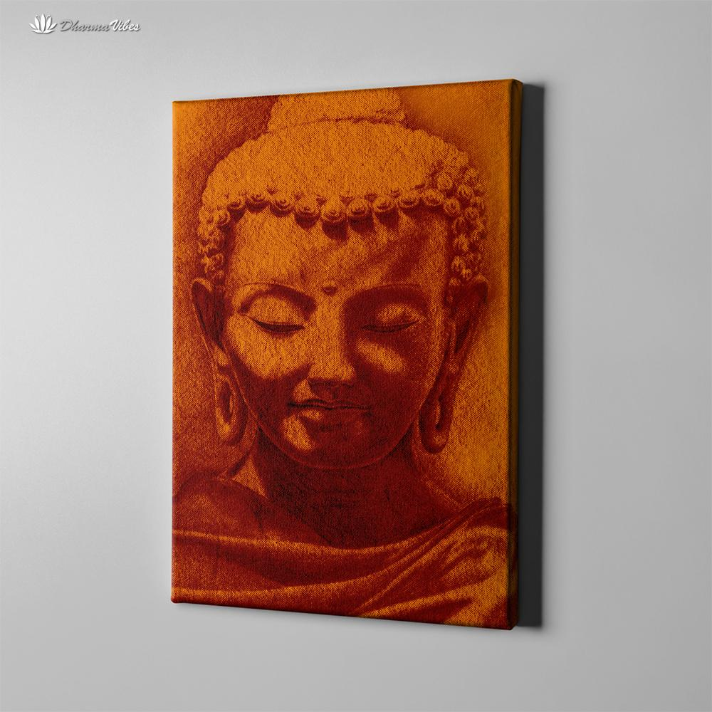 Buddha Chronos by BuddhArt 1-Piece Canvas Art