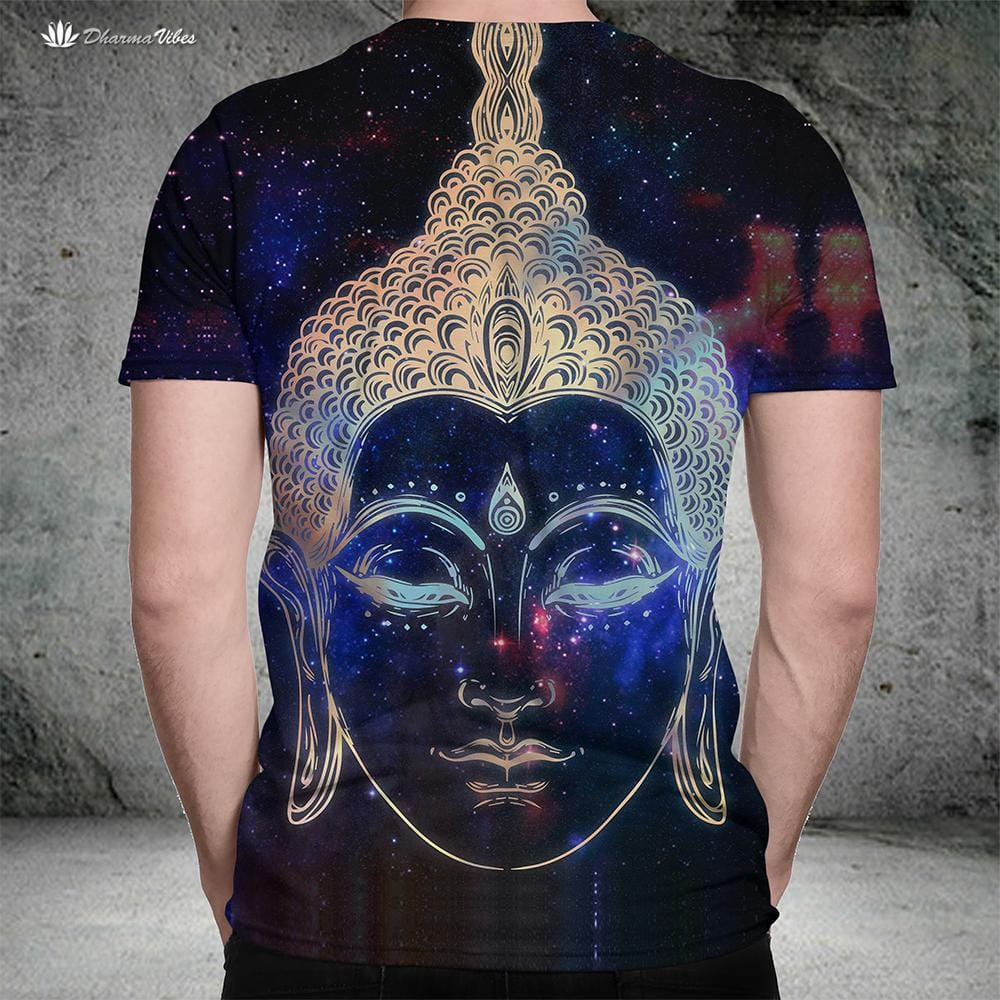 Buddha Cosmic by McAshe Shirt