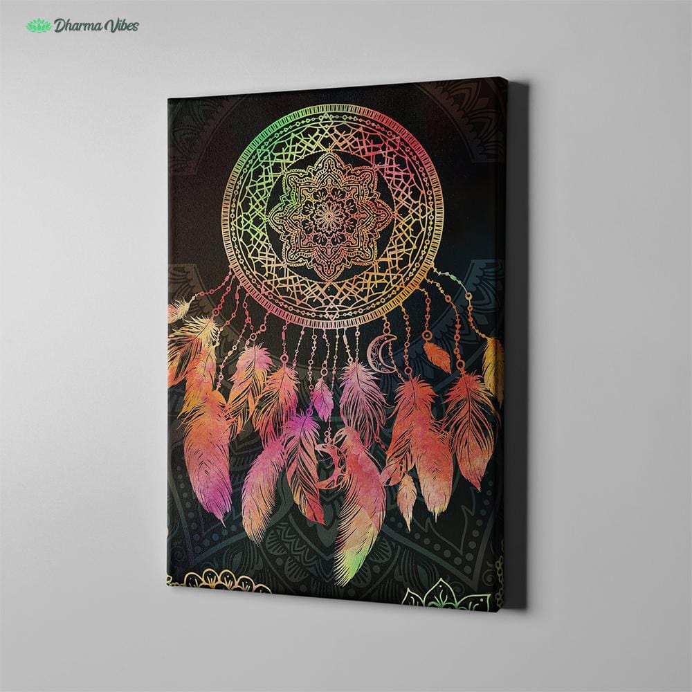 Mystical Dreamcatcher by McAshe 1-Piece Canvas