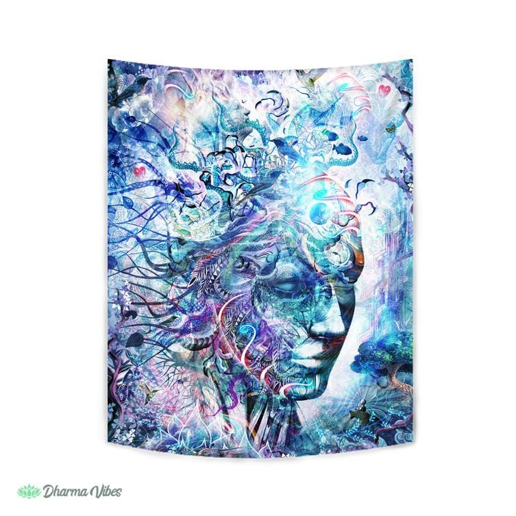 Dreams of Unity by Cameron Gray Tapestry