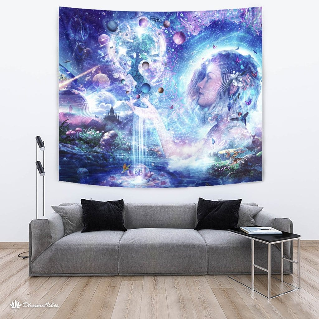 Dancing Dreams by Cameron Gray Visionary Tapestry