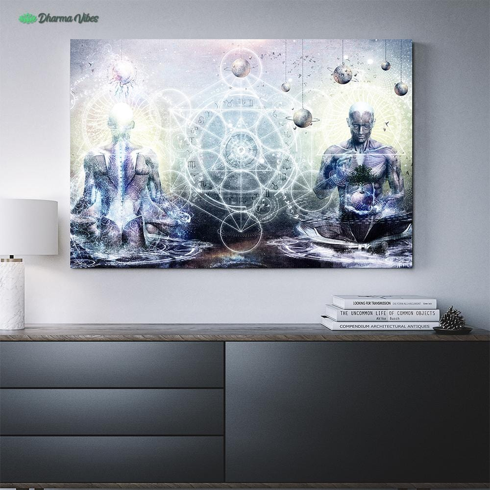 Experience So Lucid Discovery So Clear by Cameron Gray 1-Piece Canvas Art