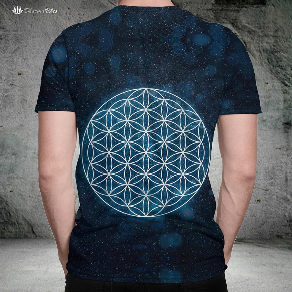 Flower of Life by McAshe Shirt