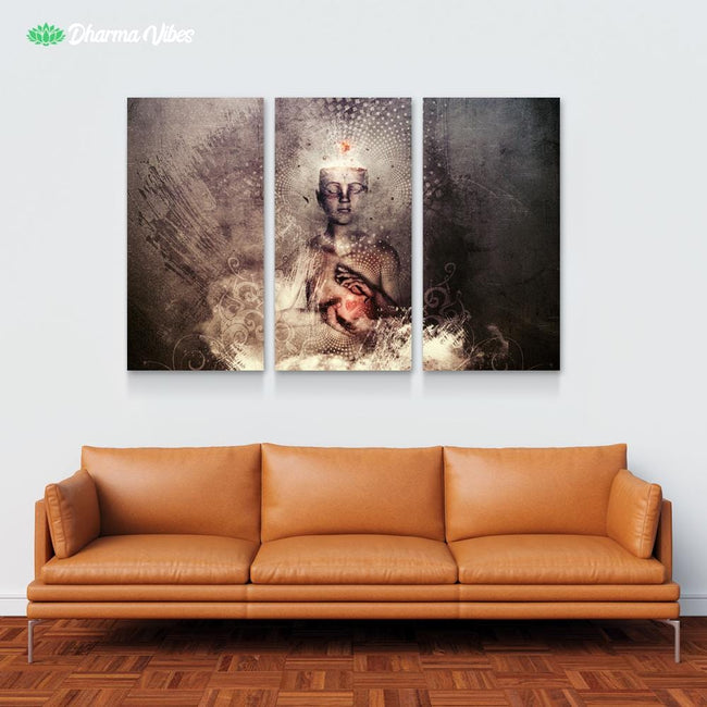 Forever Can Be by Cameron Gray 3-Piece Canvas