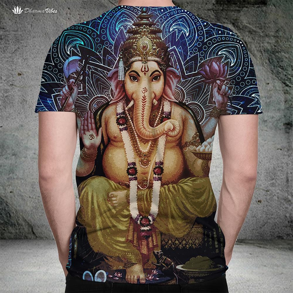 Ganesha Shirt by McAshe