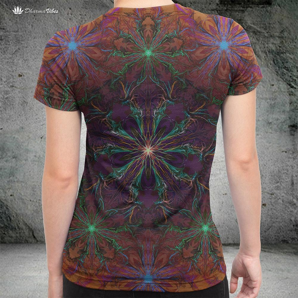 Inverted ManTrip by YantrArt Psychedelic Shirt