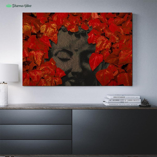 IVY by BuddhArt 1-Piece Canvas