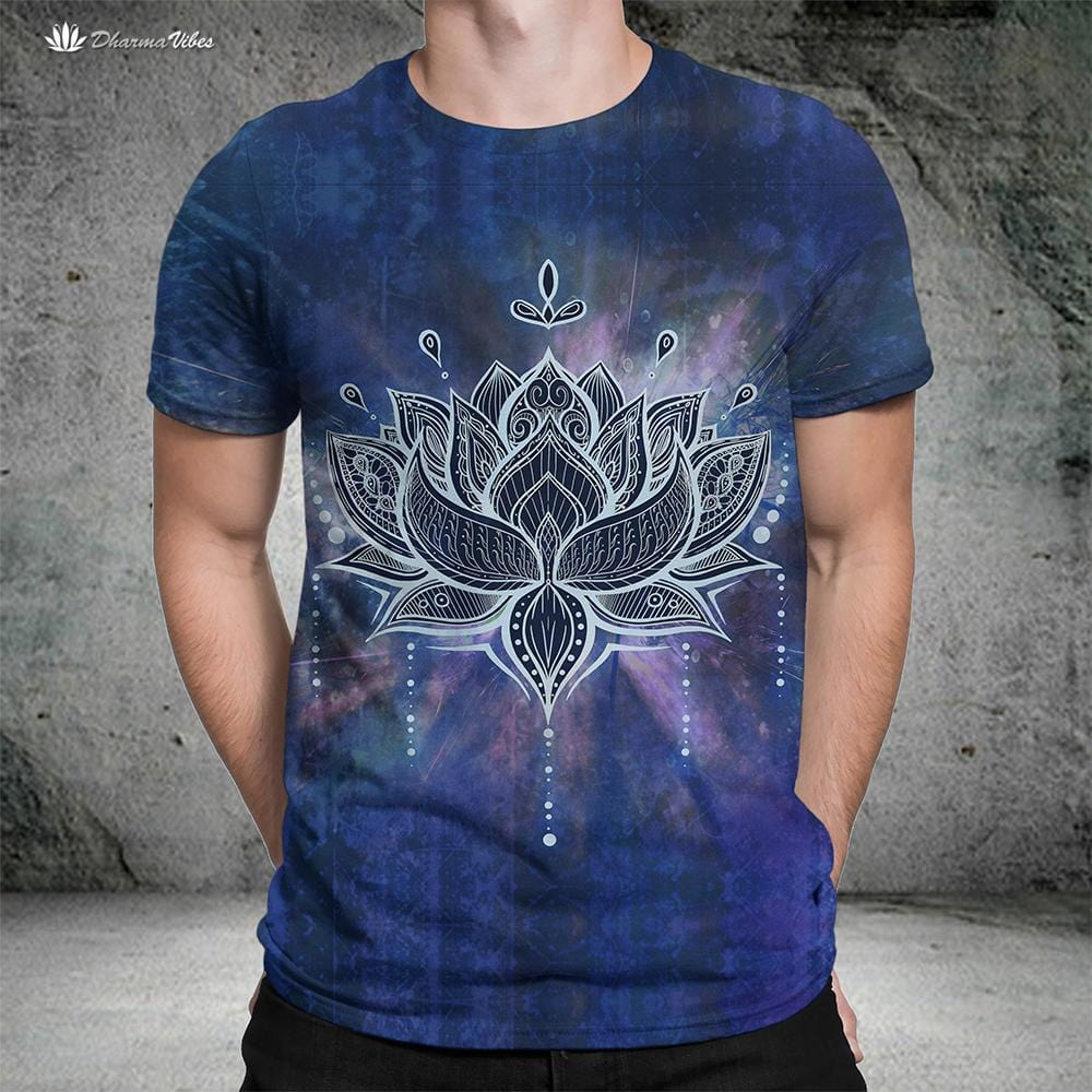 Lotus by McAshe T-Shirt