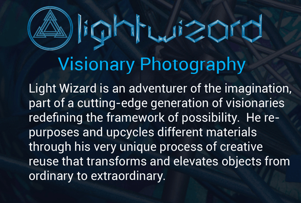 6D by LightWizard Visionary T-Shirt