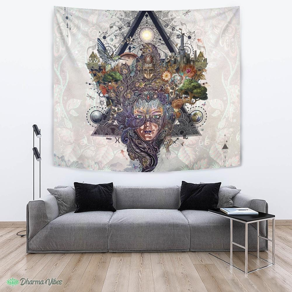 Moments by Cameron Gray Visionary Tapestry